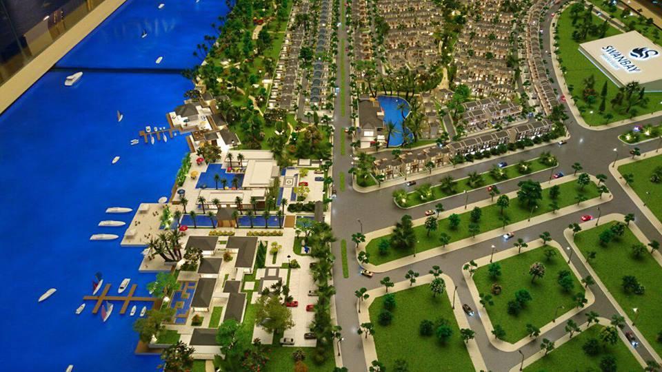 dự án đất nền Swanbay Đại Phước