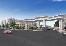 Cổng chào dự án Century City Long Thành