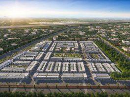 Phối cảnh dự án Century City Long Thành