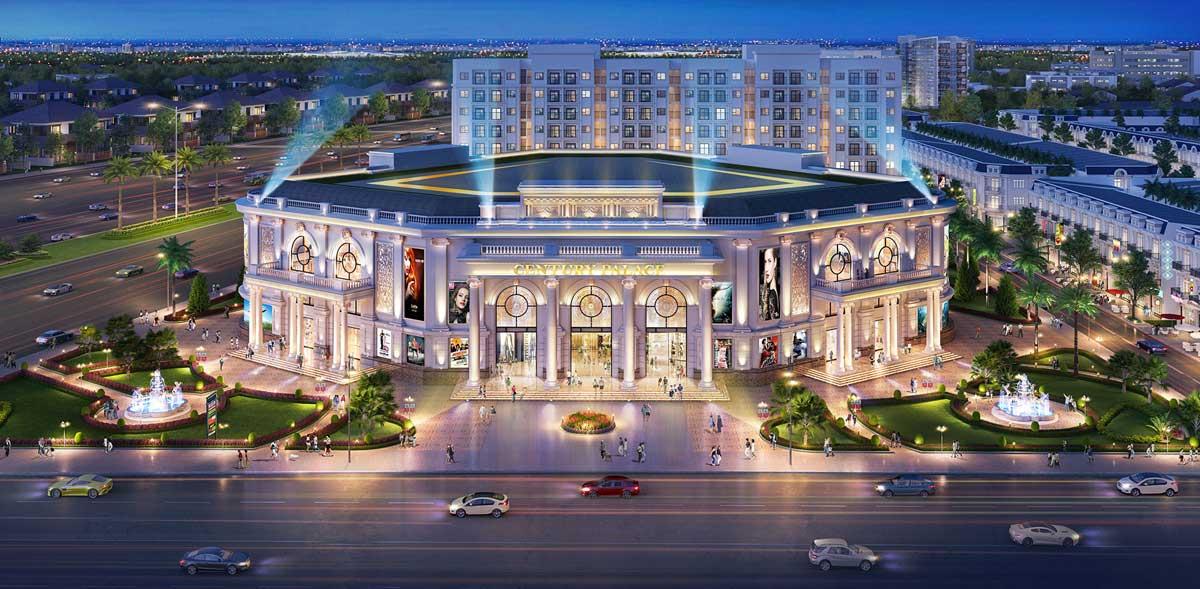Trung tâm thương mại – hội nghị Century Palace