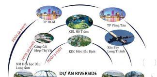 dự án đất nền Phú Mỹ Riverside Vũng Tàu