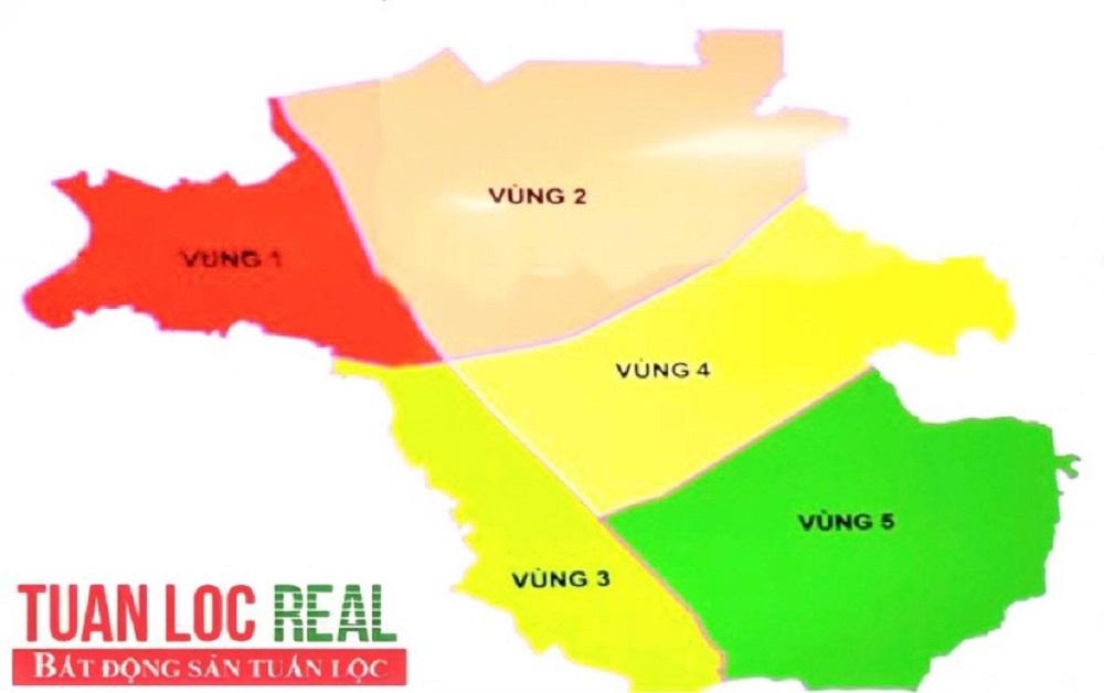 Thông Tin Quy Hoạch Huyện Long Thành Mới Nhất