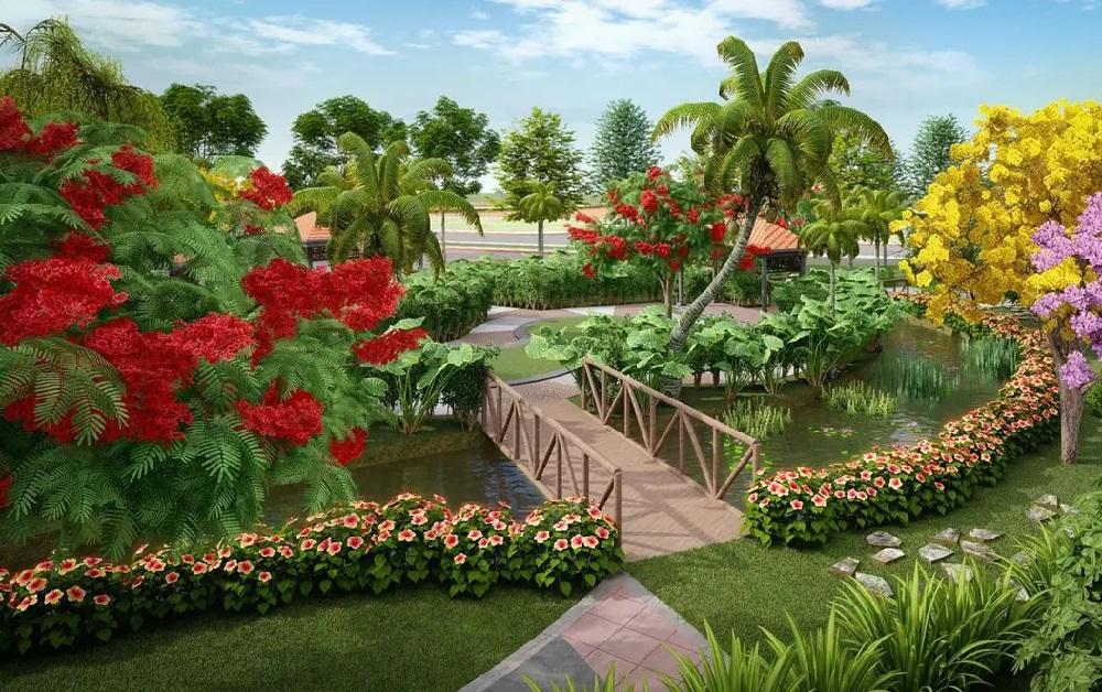 Dự Án Eco Garden Huế - Kiệt Tác Đậm Hồn Xứ Huế